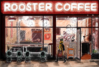 Rooster King East