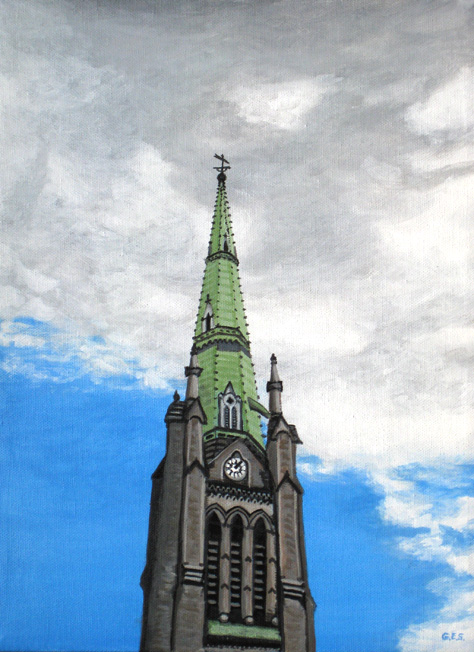 The St. James Spire